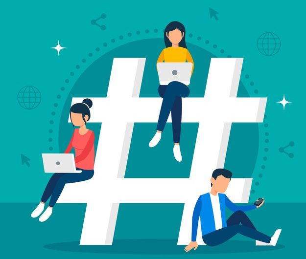 Hashtagi w marketingu – czy to ma sens?